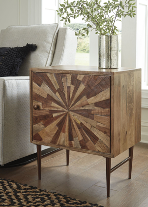 Picture of Dorvale Accent Cabinet