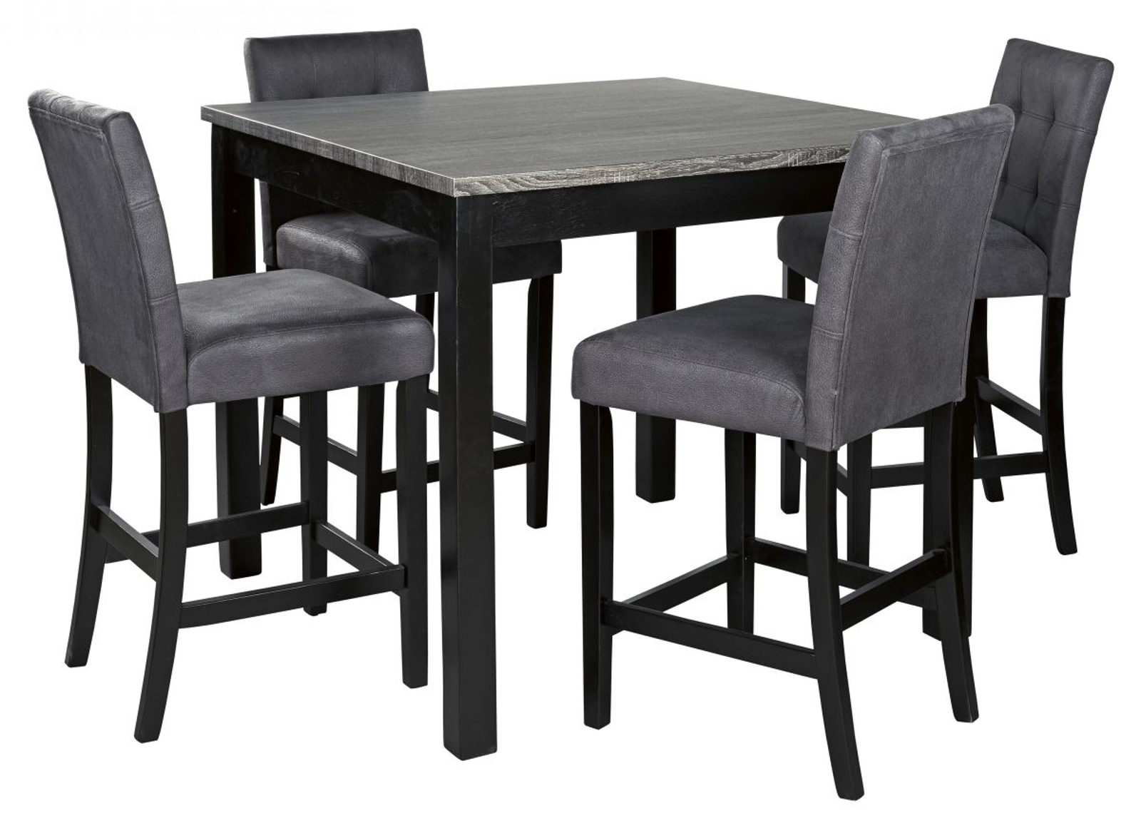 Picture of Garvine Pub Table & 4 Stools
