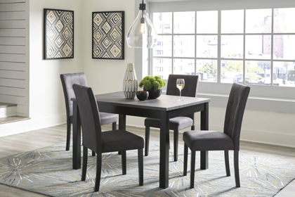 Picture of Garvine Table & 4 Chairs