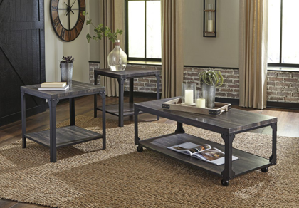 Picture of Jandoree 3 Piece Table Set