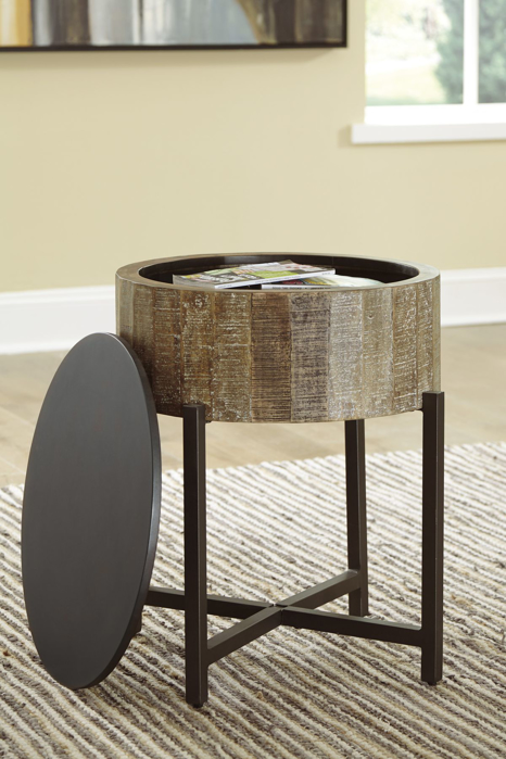 Picture of Nashbryn End Table