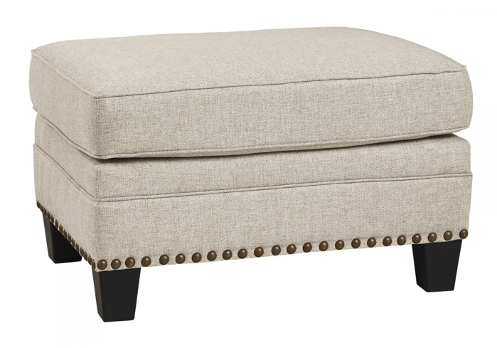 Picture of Claredon Ottoman