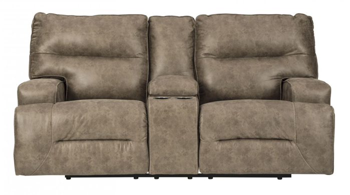 Picture of Hazenburg Reclining Loveseat