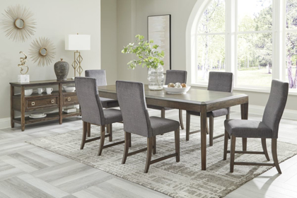 Picture of Raehurst Dining Table