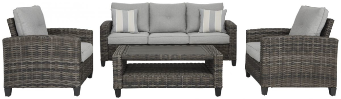 Picture of Cloverbrooke Sofa, 2 Chairs & Table
