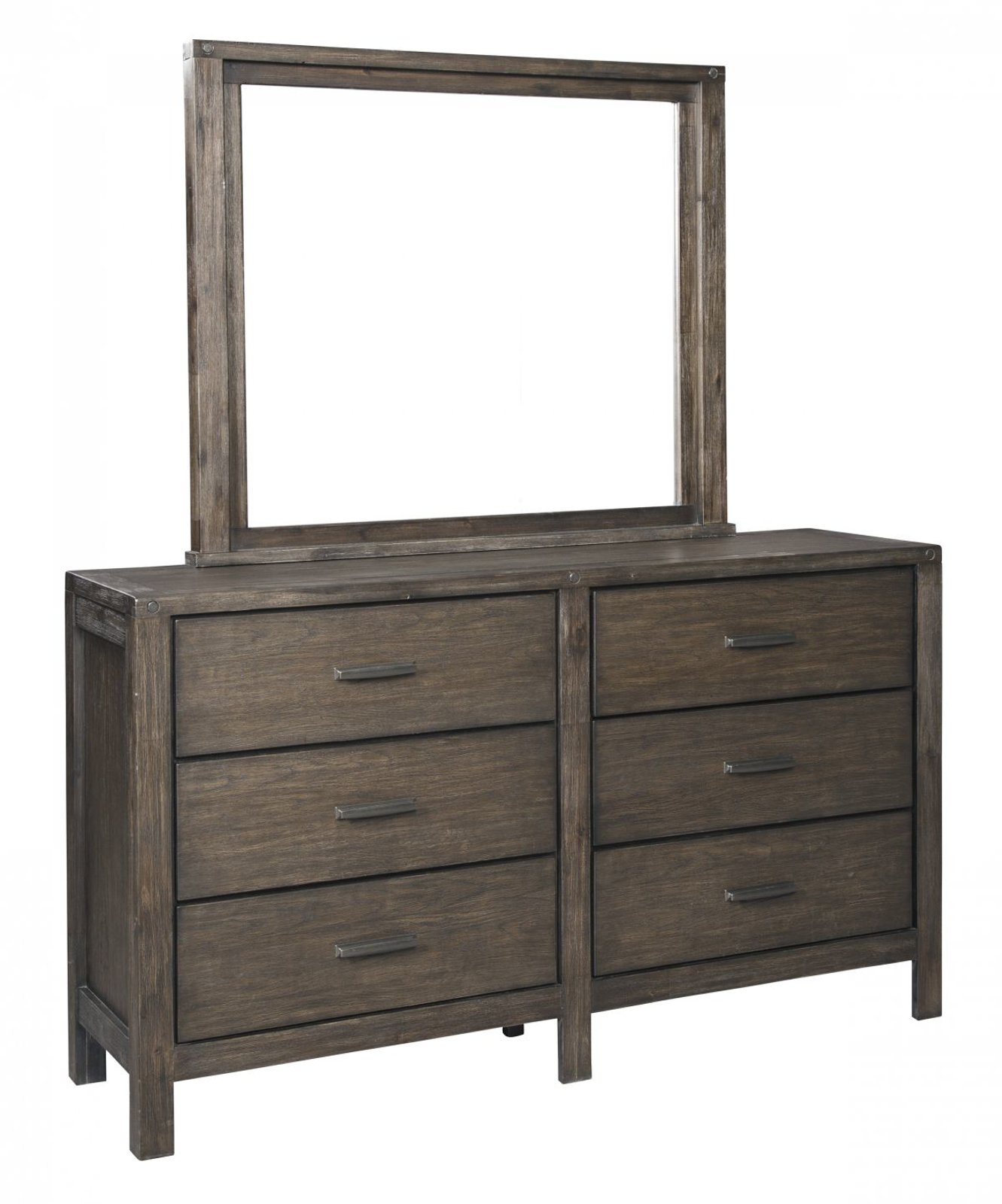 Picture of Dellbeck Dresser & Mirror