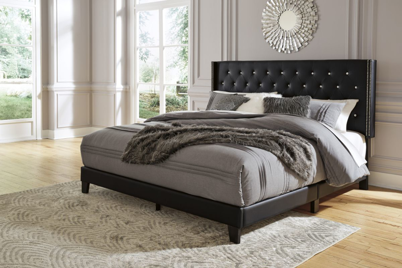 Vintasso Queen Size Bed
