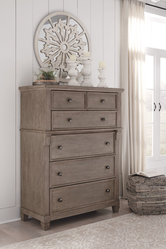 Challene Chest of Drawers