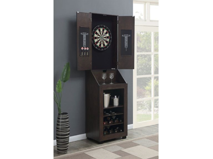 Picture of Bones Dartboard Cabinet