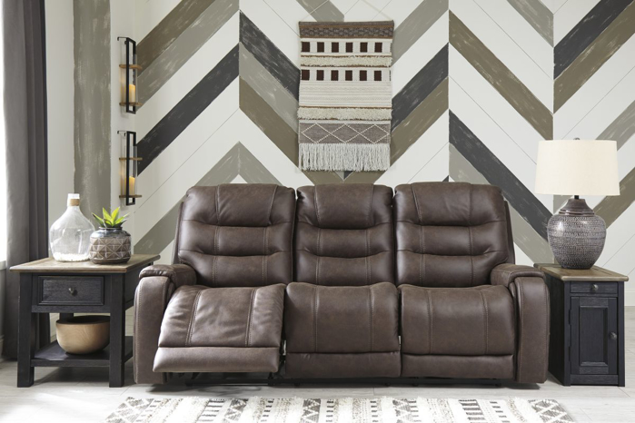 Picture of Yacolt Reclining Power Sofa