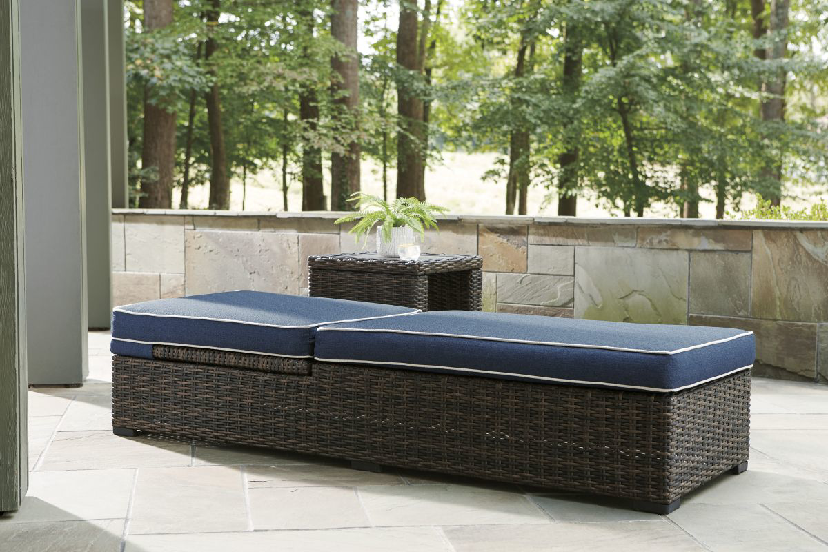 Picture of Grasson Lane Patio Chaise Lounge