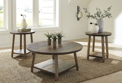 Picture of Raebecki 3 Piece Table Set