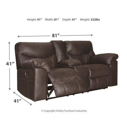 Picture of Boxberg Reclining Power Loveseat
