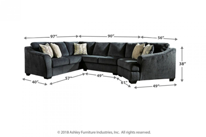 Picture of Eltmann Sectional