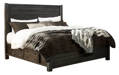 Picture of Baylow Queen Size Bed