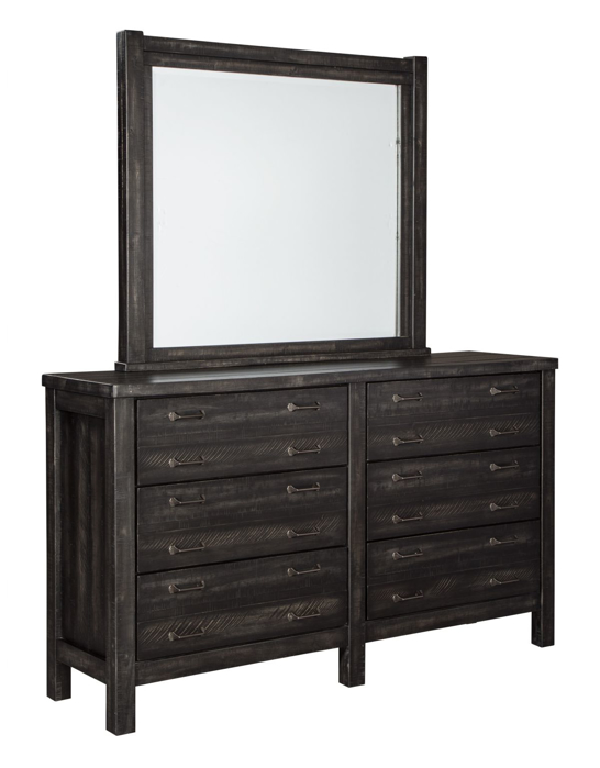 Picture of Baylow Dresser & Mirror