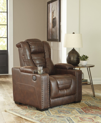 Picture of Owner's Box Power Recliner