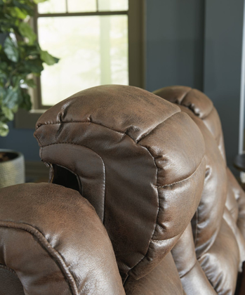 Picture of Owner's Box Reclining Power Sofa