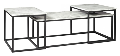 Picture of Donnesta 3 Piece Table Set