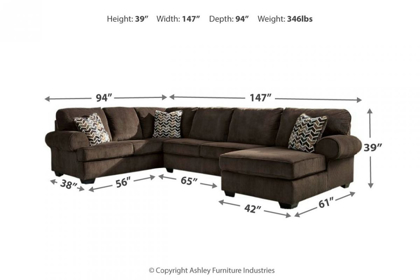Picture of Jinllingsly Sectional