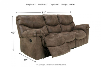 Picture of Alzena Reclining Sofa