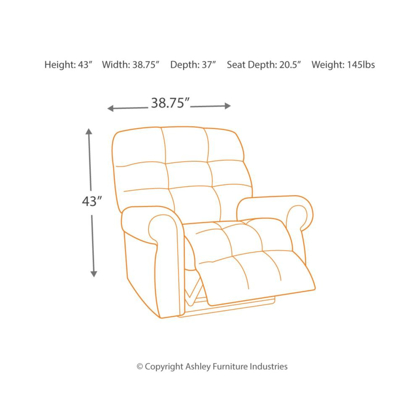 Picture of Ernestine Power Recliner