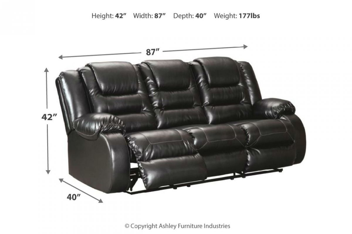 Picture of Vacherie Reclining Sofa