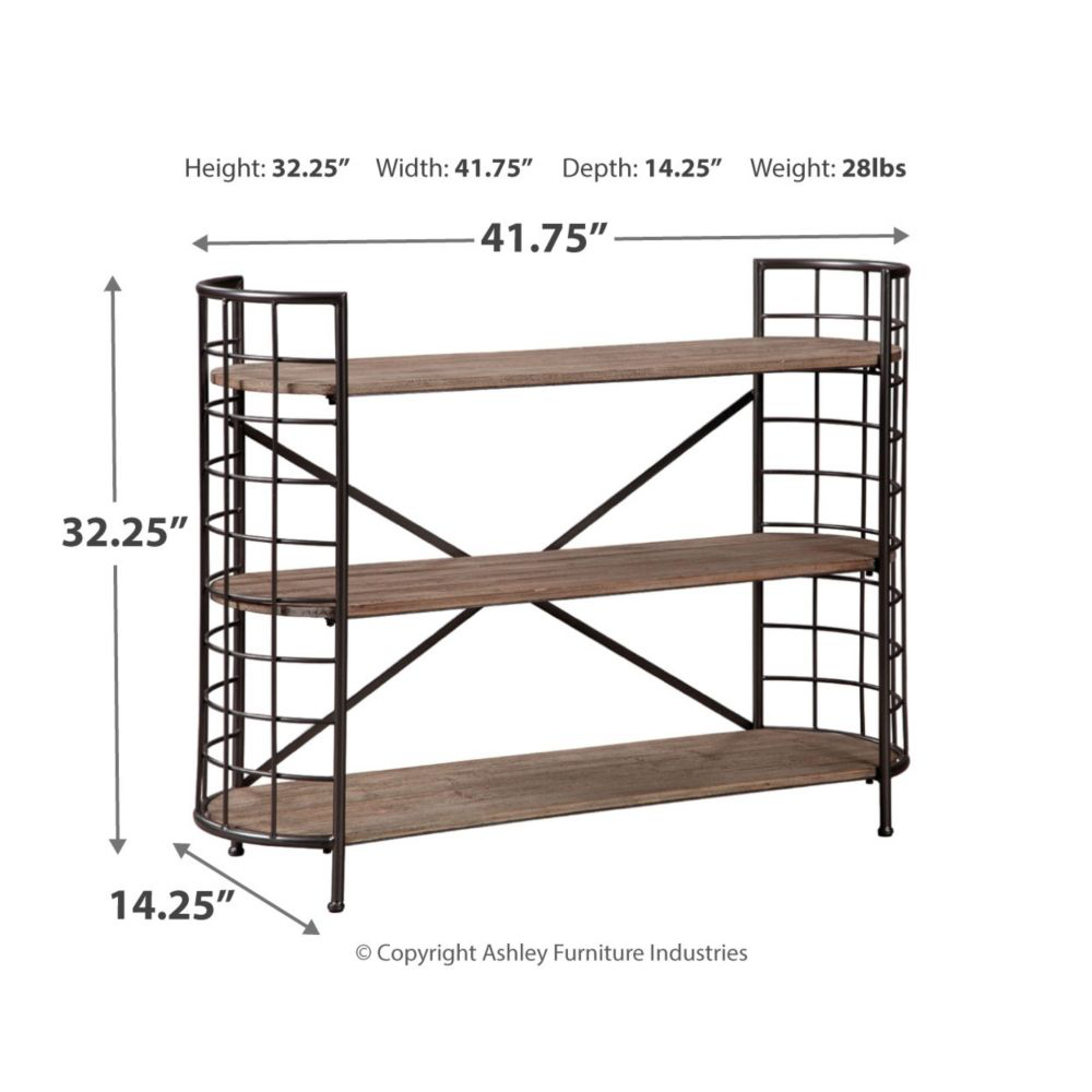 Picture of Flintley Bookcase