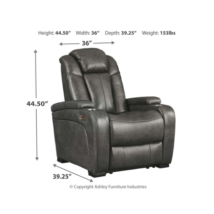 Picture of Turbulance Power Recliner