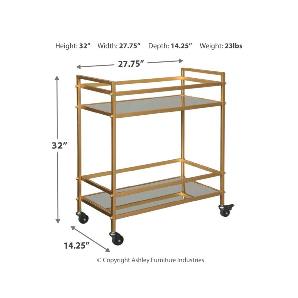 Picture of Kailman Bar Cart