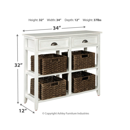 Picture of Oslember Console Sofa Table