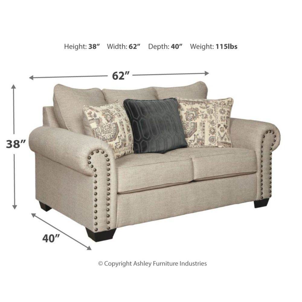 Picture of Zarina Loveseat