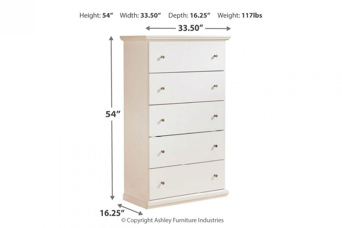 Picture of Bostwick Shoals Chest of Drawers