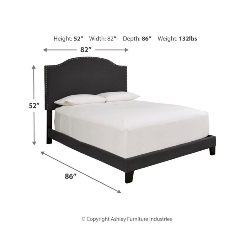 Adelloni King Size Bed