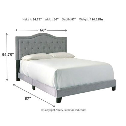 Picture of Jerary Queen Size Bed