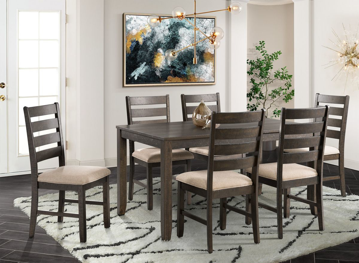 Picture of Brock Table & 6 Chairs