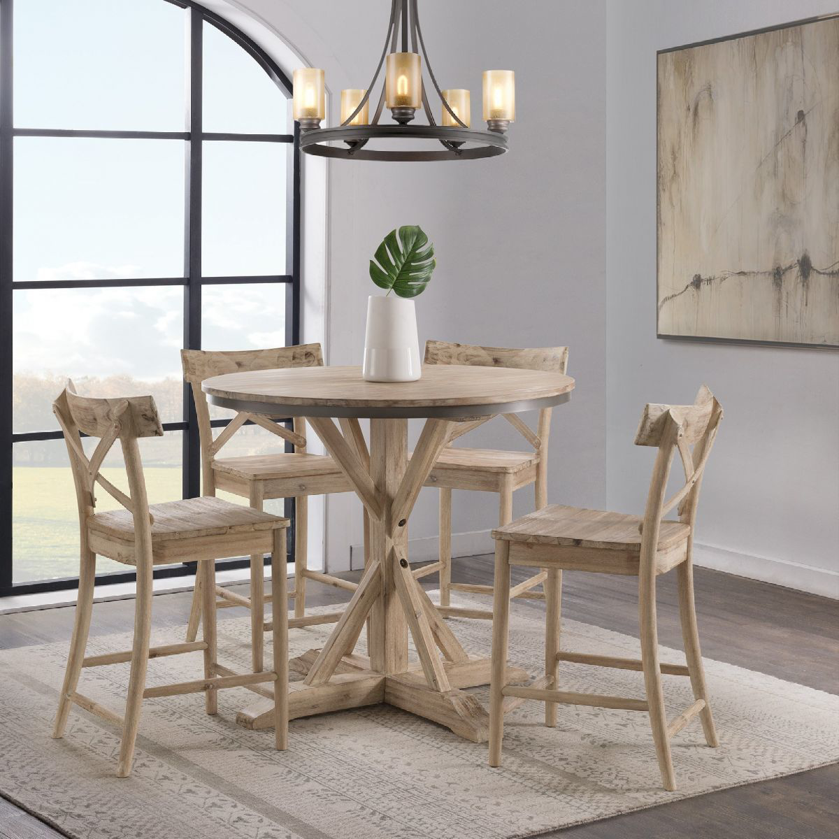 Picture of Callista Counter Height Pub Table