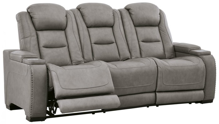 Picture of The Man-Den Reclining Power Sofa