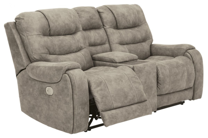 Picture of Yacolt Reclining Power Loveseat