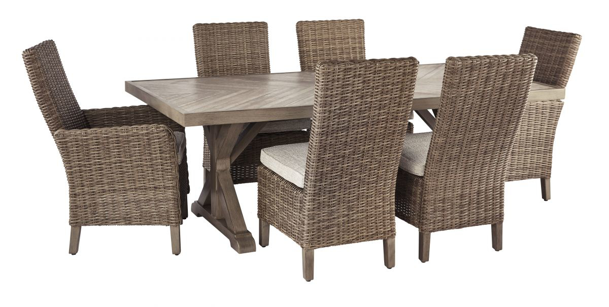 Picture of Beachcroft Patio Table & 6 Chairs