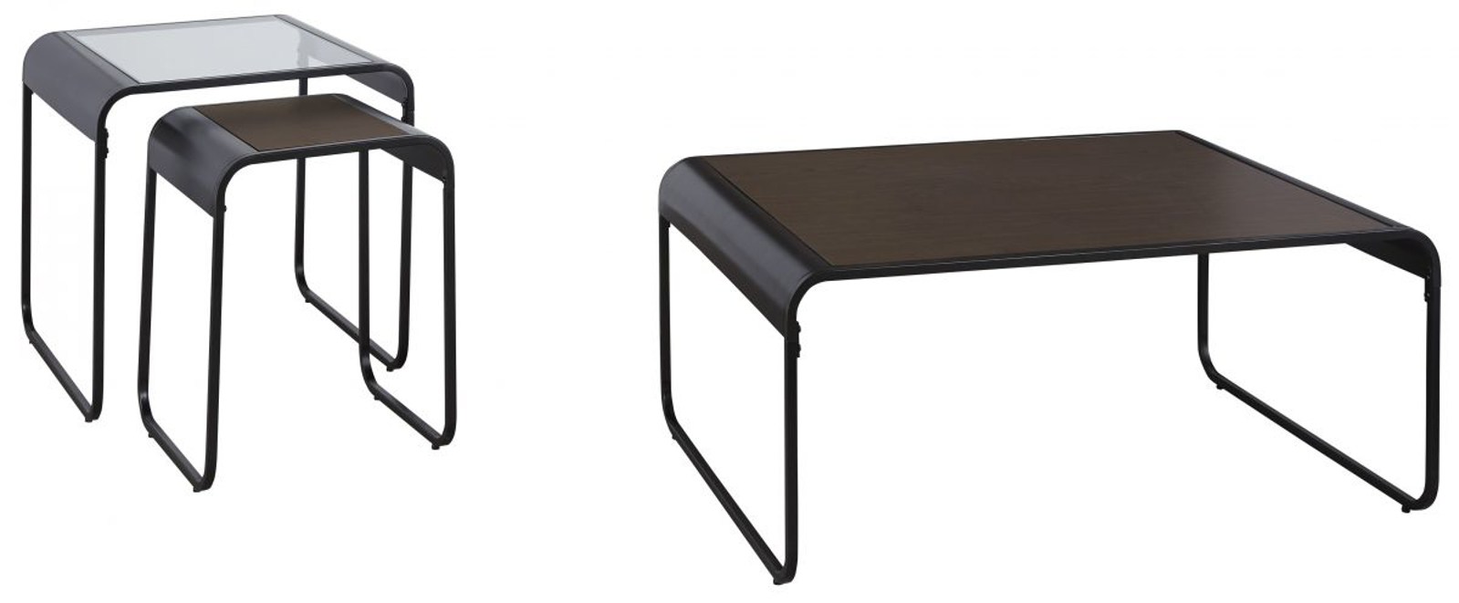 Picture of Larzeny 3 Piece Table Set