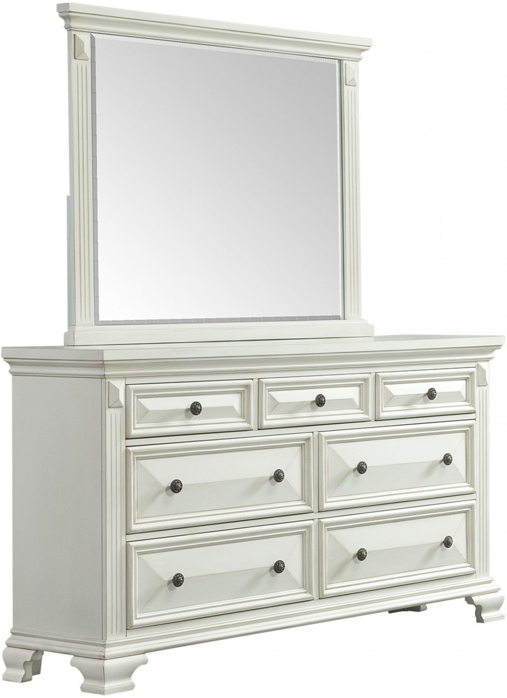 Picture of Calloway Dresser & Mirror