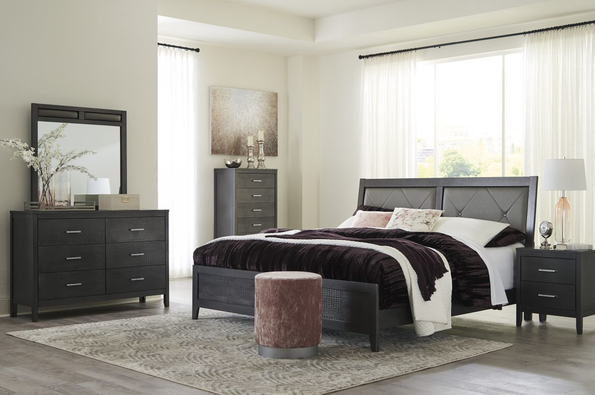 Picture of Delmar King Size Bed