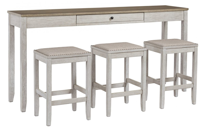 Picture of Skempton Pub Table & 3 Stools