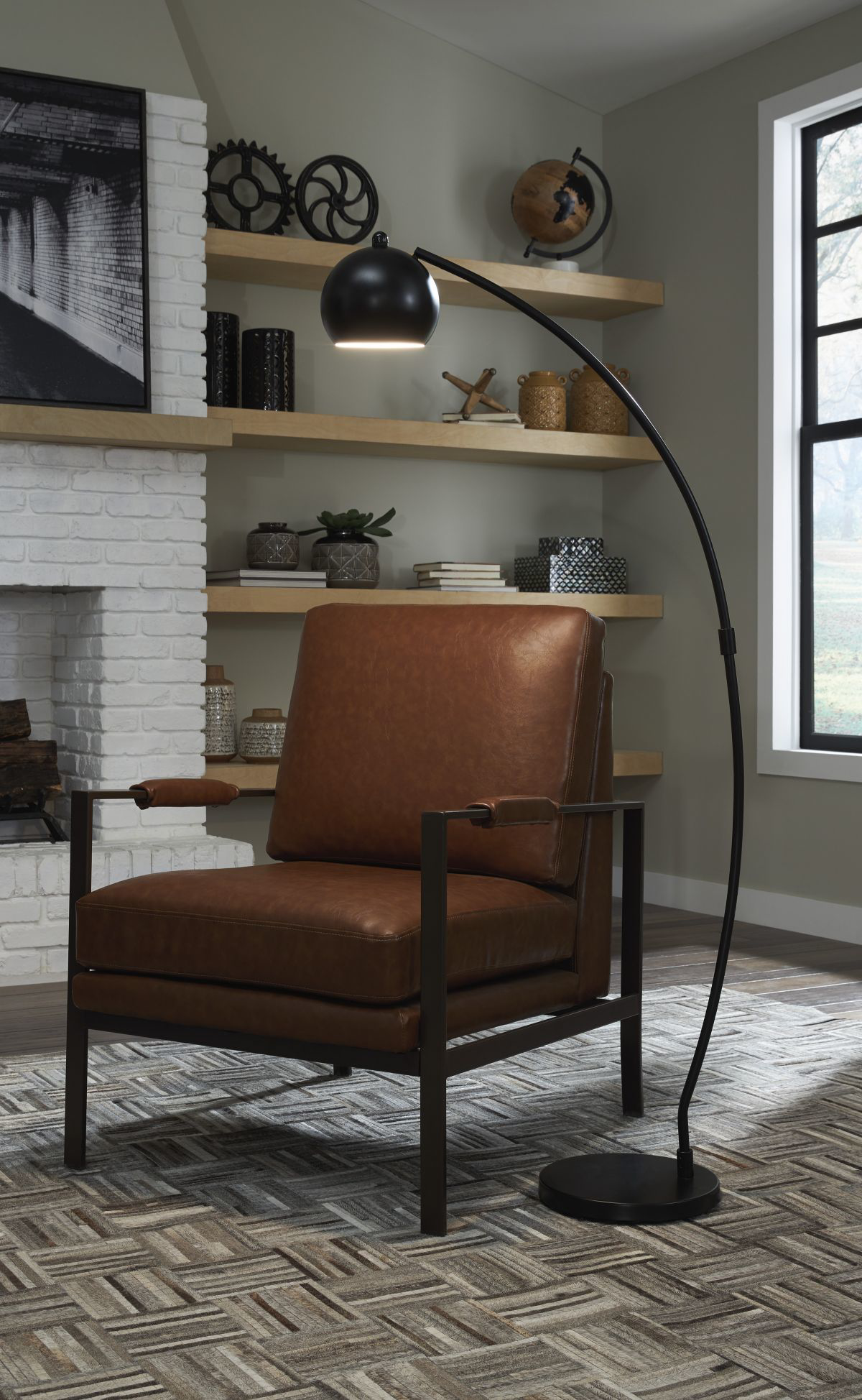 Picture of Marinel Floor Lamp