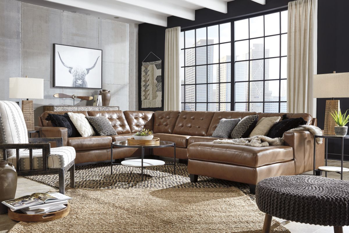 Picture of Baskove Sectional