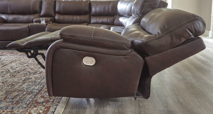 Picture of Muirfield Reclining Power Sectional
