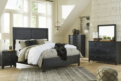 Picture of Noorbrook King Size Bed