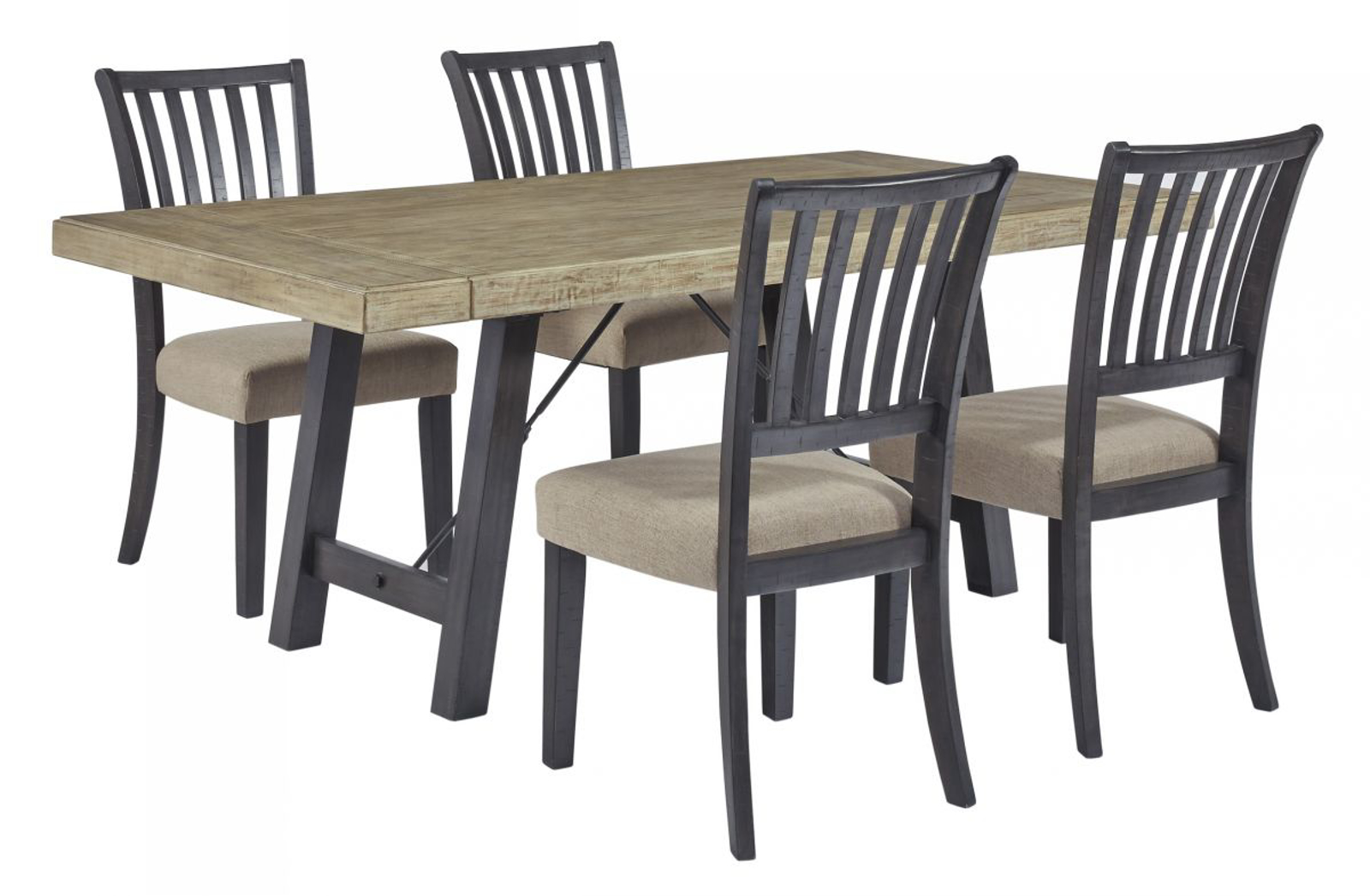 Picture of Baylow Table & 4 Chairs