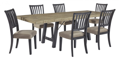 Picture of Baylow Table & 6 Chairs
